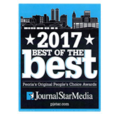 Remodeling Peoria IL Best of the Best 2017